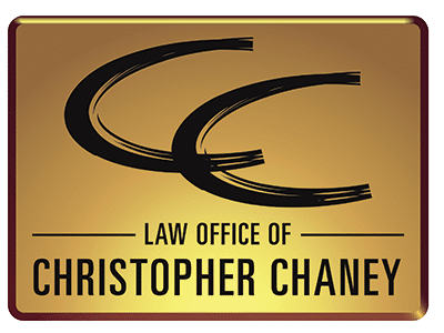 Chaney Logo full large